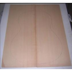 Tavola Armonica in Abete Sitka